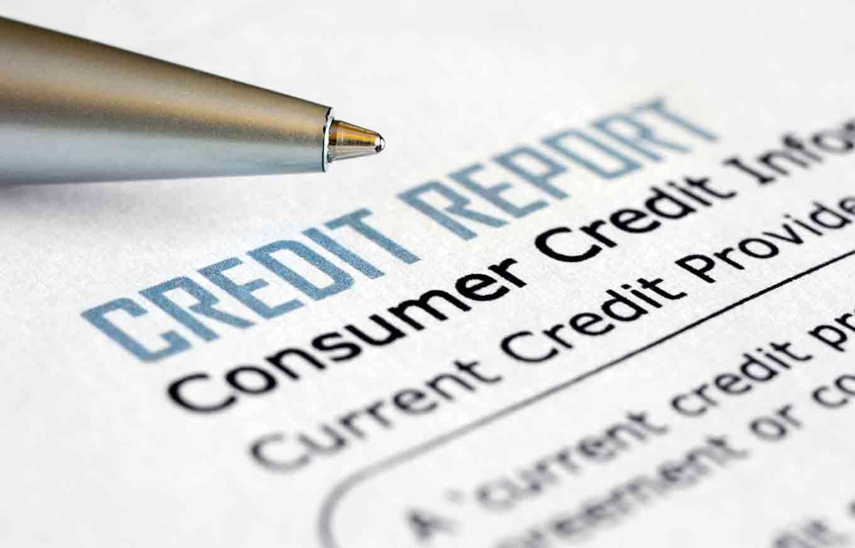 consumer credit report