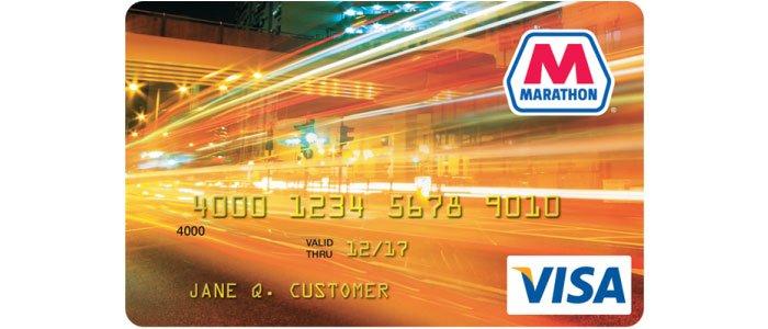 Marathon Visa
