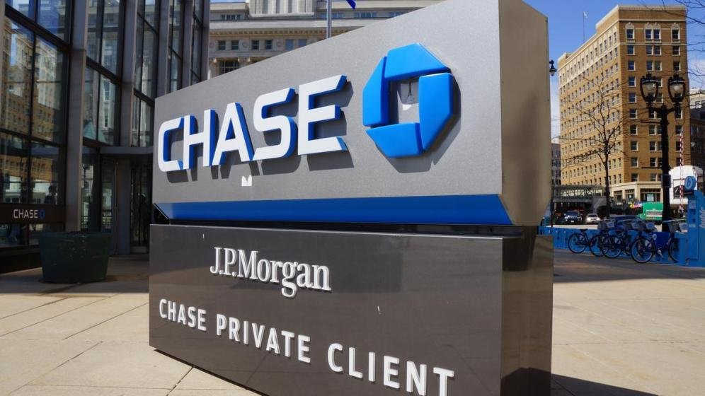 Chase Private Client sign