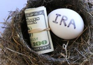 IRA nest egg