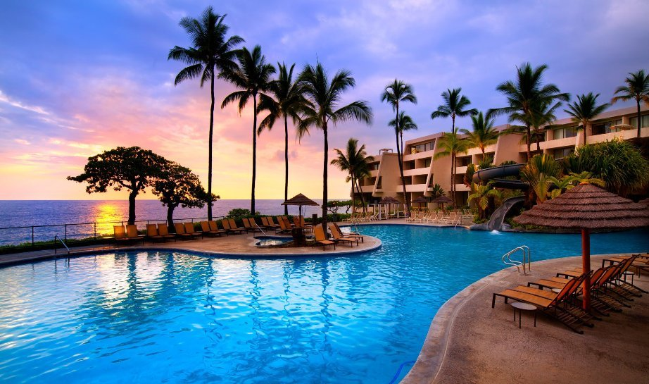 5-star hotel in Hawaii