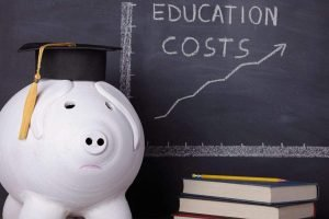 education costs rising