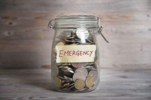emergency jar