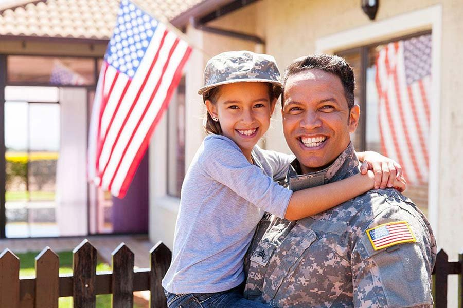 How to Get a VA Loan with Bad Credit