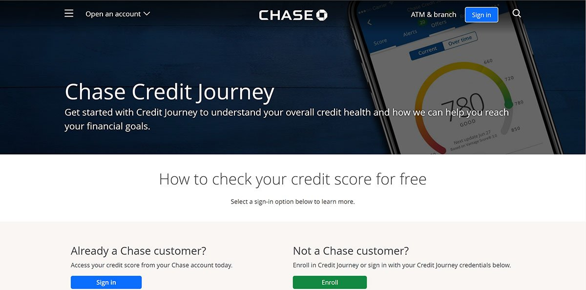 How to Check Your Credit Score for Free With Chase Credit Journey
