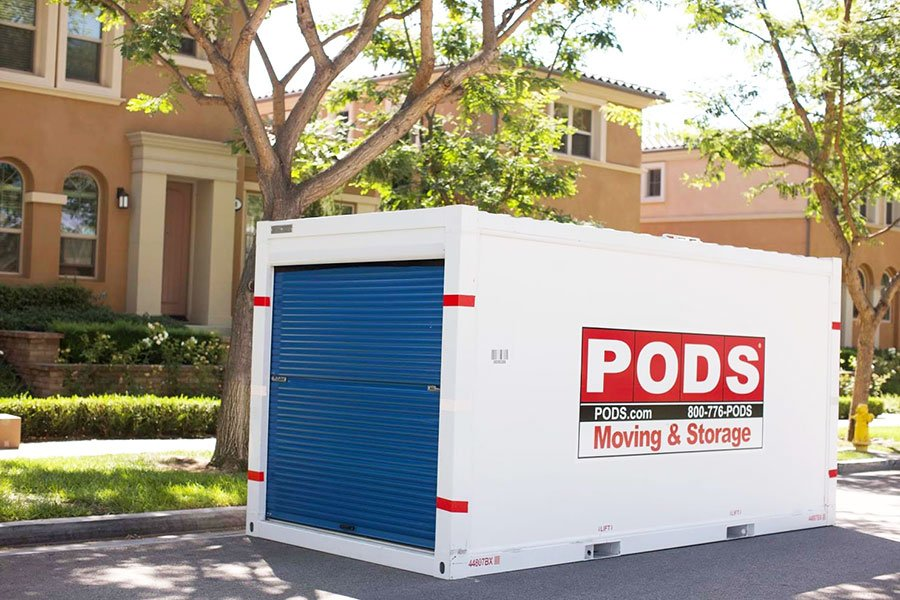 7 Best Moving and Storage Container Companies