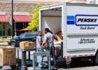 Penske truck movers