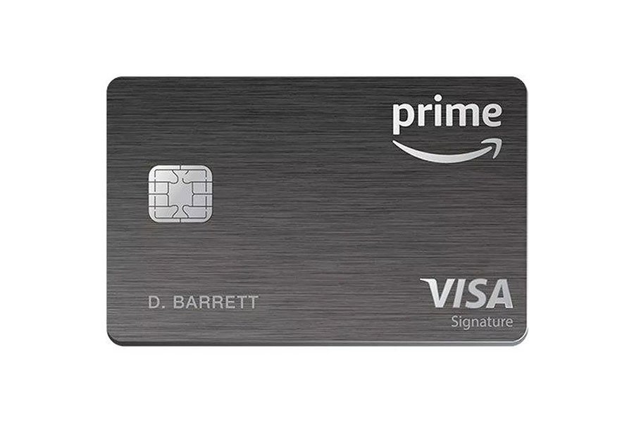 Amazon Prime Rewards Visa Signature Card Credit Score