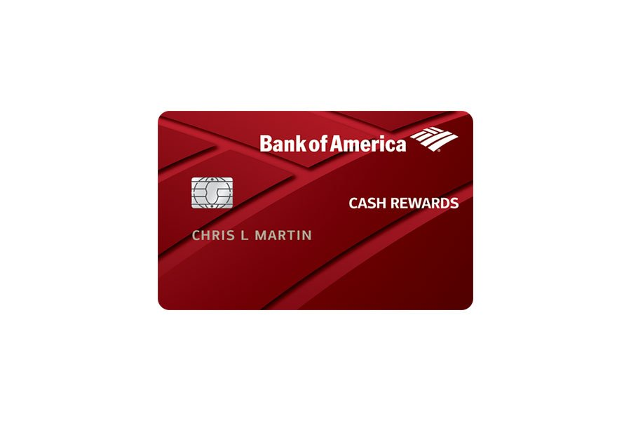 What Credit Score Is Needed for a Bank of America Cash Rewards Card?