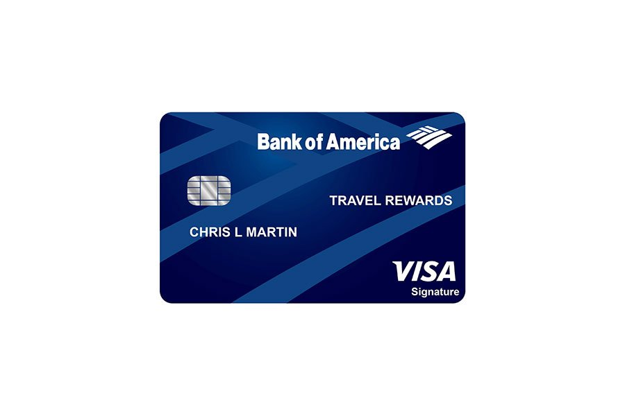 What Credit Score Is Needed for a Bank of America Travel Rewards Card?
