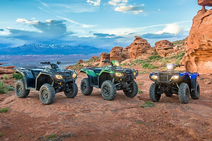 What Credit Score Is Needed for Honda ATV Financing?