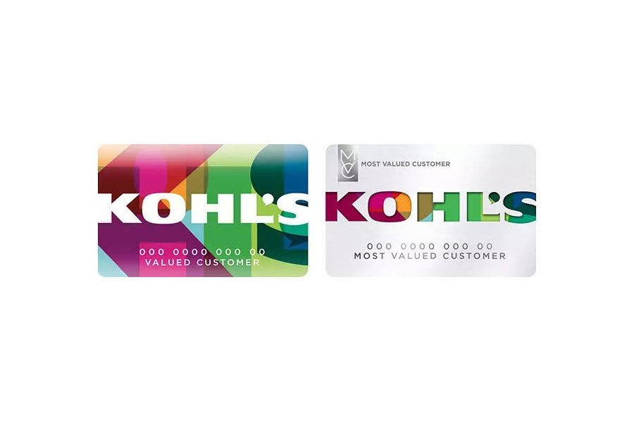 Kohl's credit cards