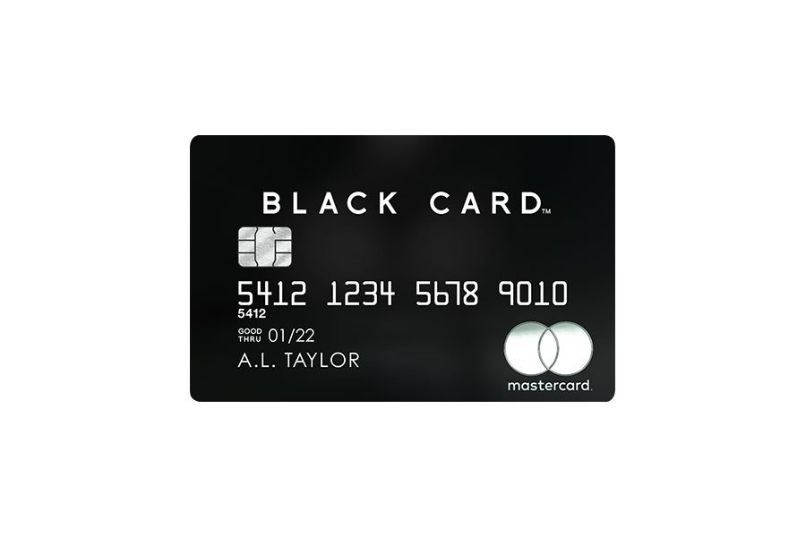 What Credit Score Is Needed for a Mastercard Black Card?