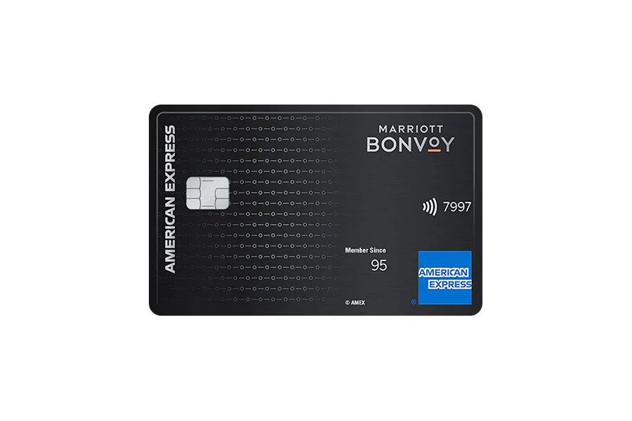 Marriott Bonvoy Brilliant American Express Card