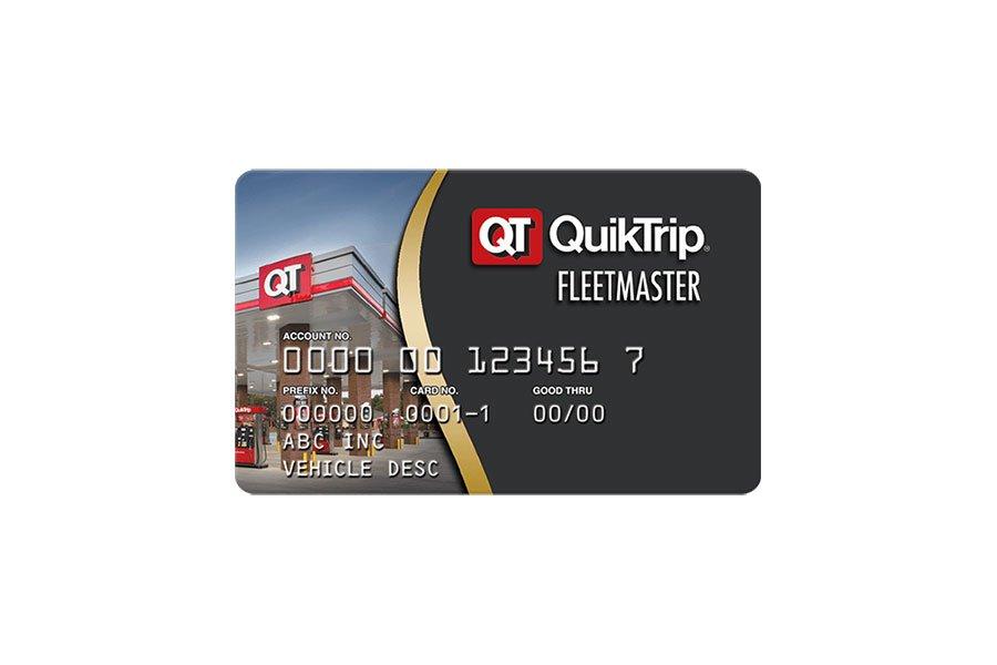 QT Gas Card