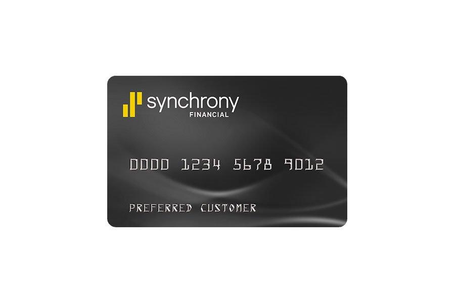 Synchrony credit card